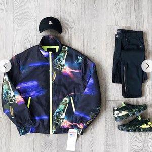 NASA Galaxy Jacket